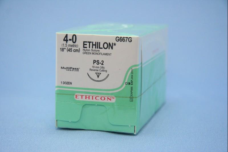 Ethicon Nylon 25