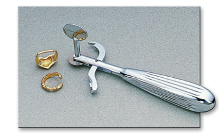 Ring Cutter With Blade Stainless Steel Medwest Medical