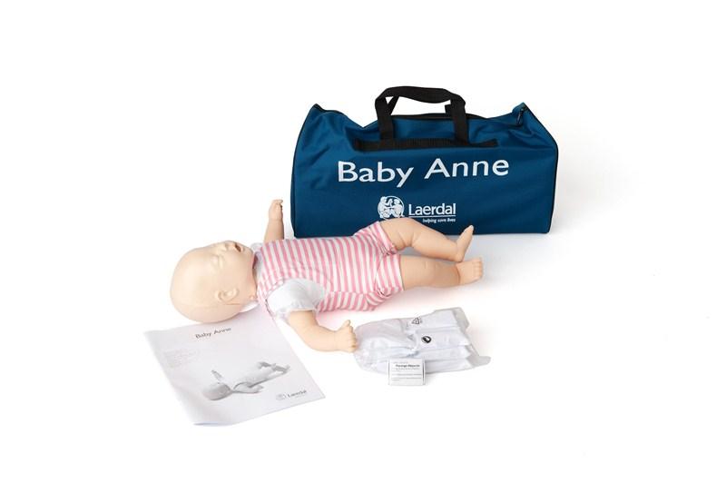 5ff98a075f Laerdal Baby Anne Infant CPR Trainer - Single Unit - MedWest Medical ...