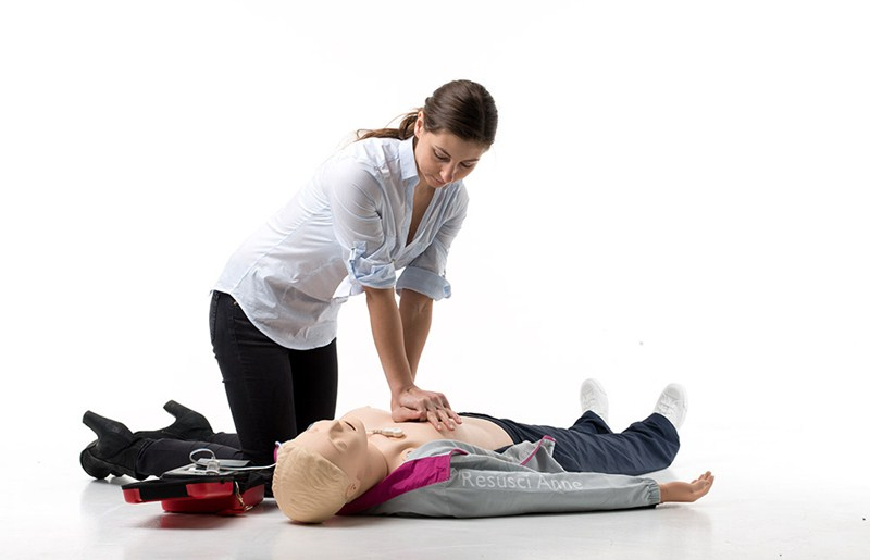 Laerdal Resusci Anne Cpr First Aid Full Body With Arms And