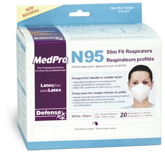 medpro defense surgical masks
